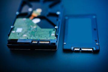 SSD installeren