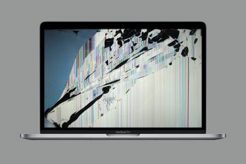 Macbook scherm reparaties